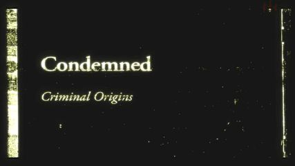 Condemned Criminal Origins on Hard - Chapter One: Weisman Office Building