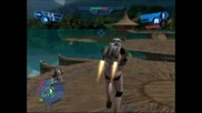 Star Wars Battlefront 1 Level 7 : Kashyyyk Clone Wars