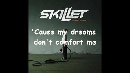 Skillet - Comatose (lyrics)