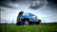 Top Gear - Рали в Уелс...