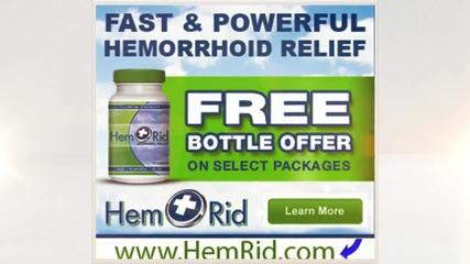 Hemorrhoid Relief | How To Get Hemorrhoid Relief