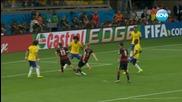 "Германия ""разпиля"" Бразилия с 7:1"