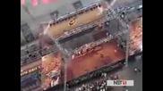 Испания се завърна триумфално в Мадрид