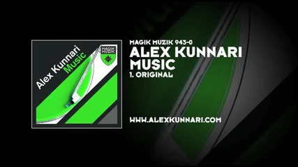 Trance! Alex Kunnari - Music [hd Sound]