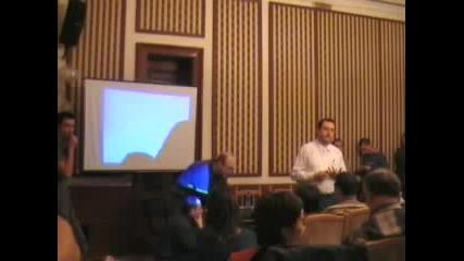 Barcamp:02 - Представяне На Проекти