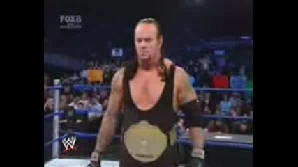 The Undertaker Stripped From The Title