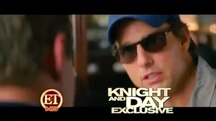 Knight and Day movie Trailer teaser