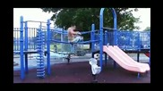 Parkour Free Running - Dan Ginzburg of Ground Ze