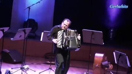 Ришар Галиано открива акордеонния фестивал във Виена (21.02.2011)