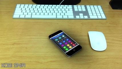 Какво става когато се стопли iphone 5?
