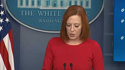 USA: Trump's 'actions represented a unique and existential threat to our democracy' – Psaki