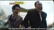 [ Eng Subs ] Running Man - Ep. 90 (with Lee Deok-hwa, Park Jun-gyu and Sang-myun) - 1/2