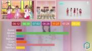 Sonamoo - I Like U Too Much Kpop Line Distribution Color Coded