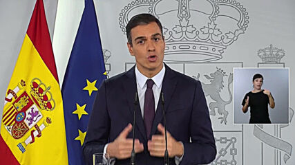 "Spain: PM Sanchez warns COVID-19 situation is ""serious"" and calls for unity"