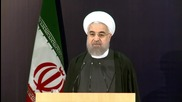 Iran: President Rouhani registers for elections in Tehran