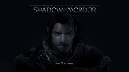 Shadow of Mordor Ps4 Pro BG EP01