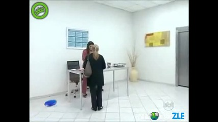 Ужас! Зловеща скрита камера в Бразилия.