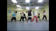 Hip Hop Dance Workshop - Jessica Sayde Group 1