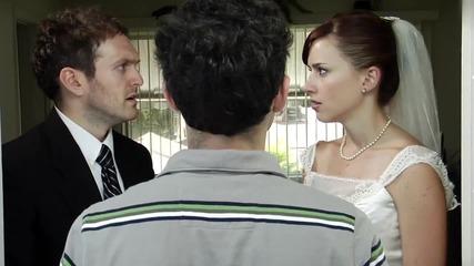Нещото , което може да прецака сватбеният Ви ден - много ама много смях !!