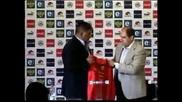 Чили назначи за селекционер аржениеца Клаудио Борхи