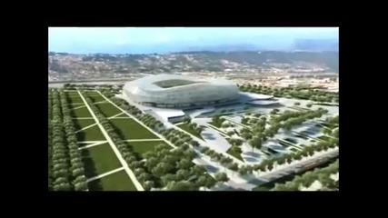 Евро 2016 Франция /euro 2016 France Stadiums