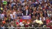 Trump Attacks Hillary and Bernie Sanders at Richmond rally
