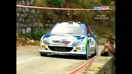 Rally Corsica 2005