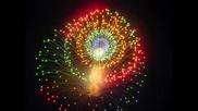 Опит 2010 - Prova Kulur - Multi Colour Break, 8-инчов Shell - St.andrew Фойерверки L-unjoni Luqa Мал