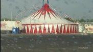 В Русия отлетя цирк