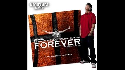 Eminem ft. Lil Wayne,  Kanye West & Drake - Forever