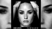 Премиера 2017! Demi Lovato - You Dont Do It For Me Anymore