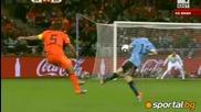 Феноменален гол на Джовани Ван Бронхорст срещу Уругвай