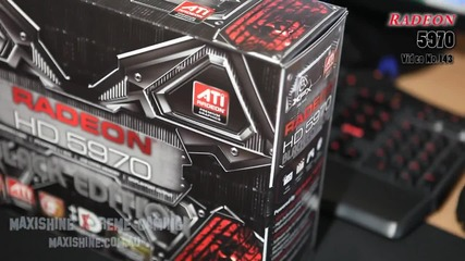 Xfx Hd 5970 Black Edition Ati Radeon Maxishine Video (fullhd)