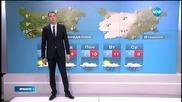 Прогноза за времето (21.02.2015 - сутрешна)