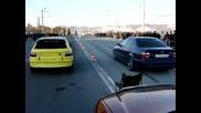 Opel astra 4x4 vs Bmw m5