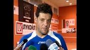 Селекционерът Пламен Константинов за целите и проблемите пред националния отбор  - част 1