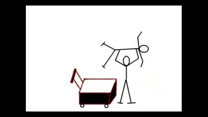 Анимация За Лудото Човече