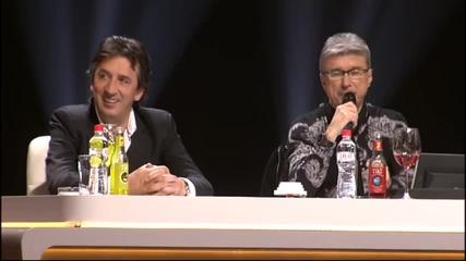 Pavle Vitanov - Nije taj covek za tebe (live) - ZG 2014 15 - 29.11.2014. EM 11.