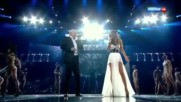 Ани Лорак и Валерий Меладзе - Верни мою любовь (тv - Россия Hd)