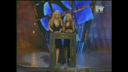 Britney Spears  -  Video Music Awards 2000