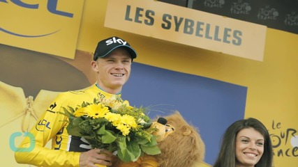 Britain's Chris Froome Wins Tour De France