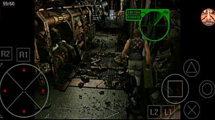 Resident evil 3 (2019г.) ЧАСТ 2 - Емулирана за андроид с кодове
