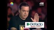 Турция Търси Талант - Bilal Goregen - Sevdigim Kiz Bana Abi Deyince - Бог взима едно и дава друго!