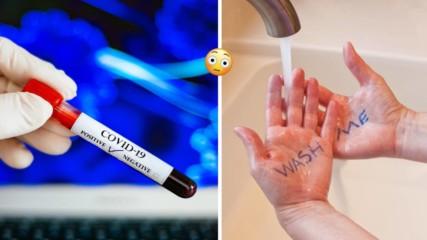 Ето как да мием правилно ръцете си