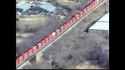 Супер дълъг влак, който е над 4 километра!!!
