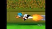 Duck Dodgers - 10a - 10a - Quarterback Quack