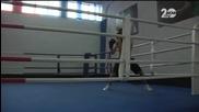 Лудия репортер - Кличко срещу Петканов (14.11.2014)