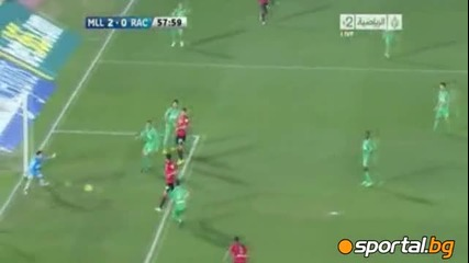 Майорка - Сантандер 2-1 (27.11.2011)