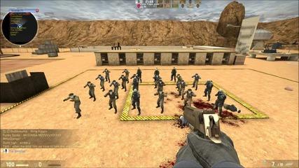 Супер Смях! Harlem Shake - Counter Strike