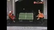 Невероятно Играене На Тенис